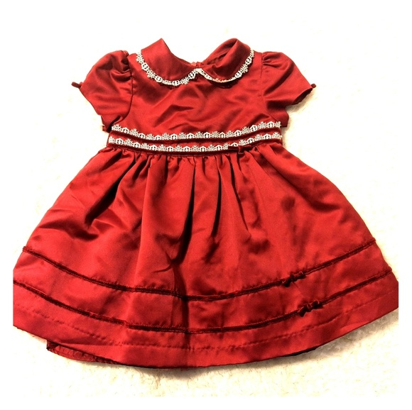 1c5205b858eb George Dresses | Baby Girls Red Party Dress Size 24 Months | Poshmark